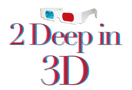 2 Deep in 3D: Finding a Balance Between Tradition and 3D Glut