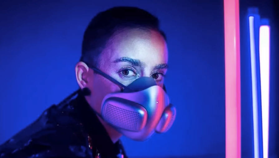 Beicology: Breathe Purified Air Anywhere With This New Futuristic Mask
