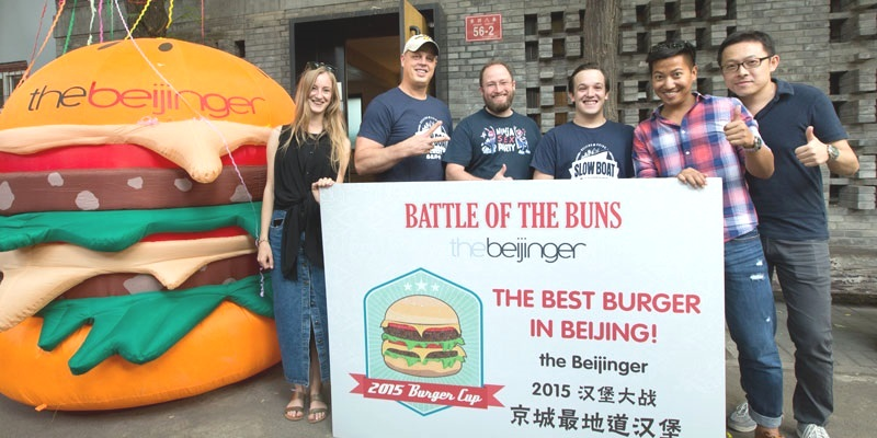 Slow Boat Cruises to Victory in the 2015 Burger Cup