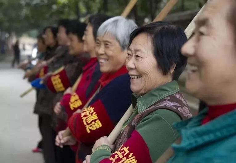 Beijing Has 850,000 Public Security Volunteers Watching Your Every Move