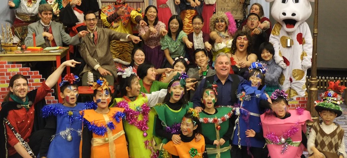 Parting is Such Sweet Sorrow: Chris Verrill of Beijing Playhouse Says Farewell to Beijing