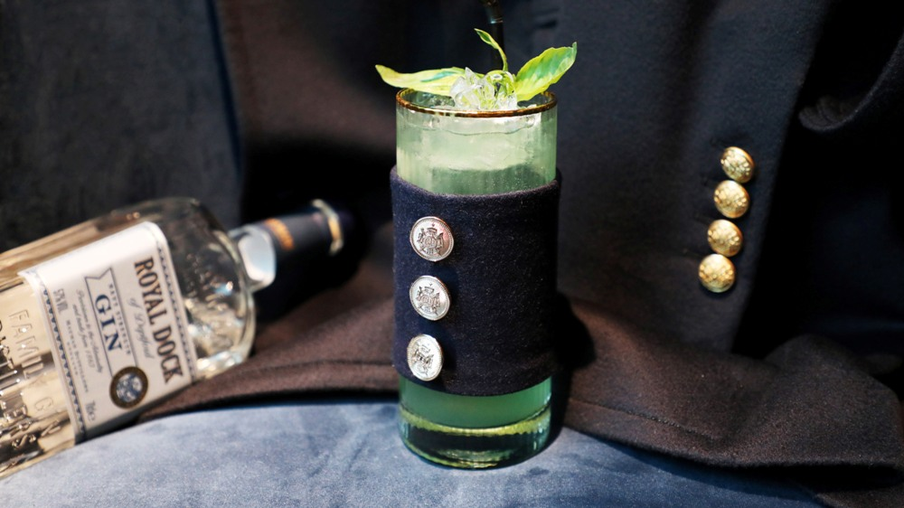 Xinyuanli's Dandy Room Dresses Its Cocktails (Like its