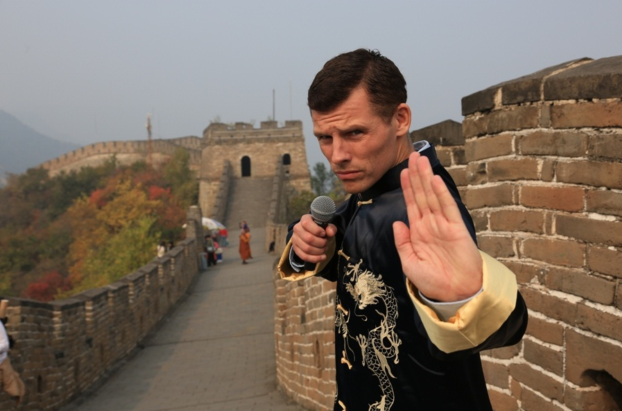 Comedian Des Bishop's Breaking China to be Shown in its Entirety Tomorrow Night (Nov 18)