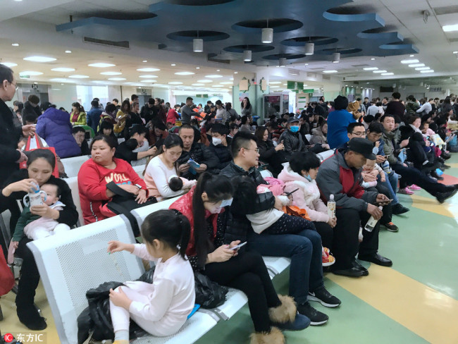 Flu Epidemic Sweeps Beijing and China With Several Unusual Strains to Blame