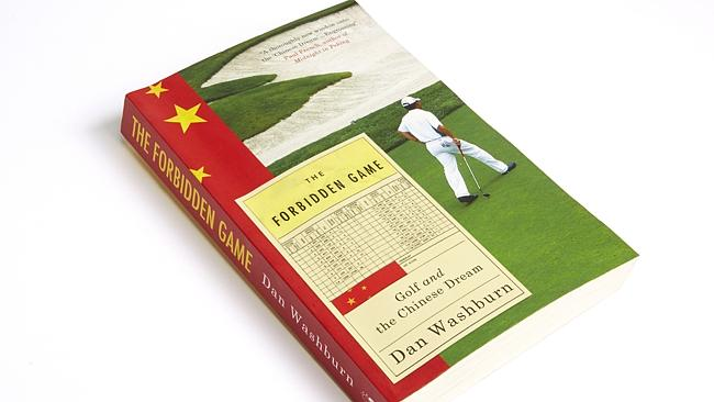 Dan Wasburn Talks Golf and the Chinese Dream This Wednesday