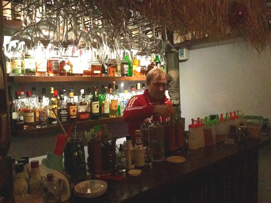 First Glance: Bungalow Tiki & Cocktails, Dongsi Jiutiao