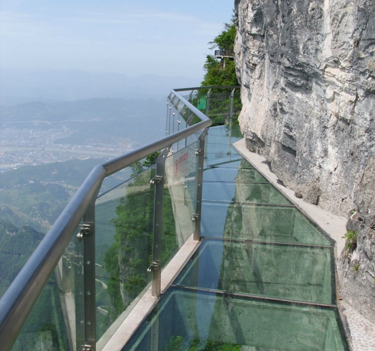 Sign Up for Hiking at Tianyun Mountain's Glass Trail, Sep 19