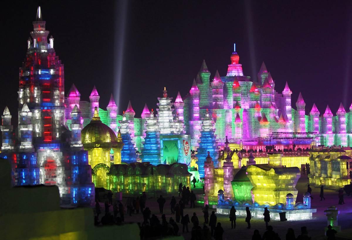 Escape Brisk Beijing: Winter Destinations in China
