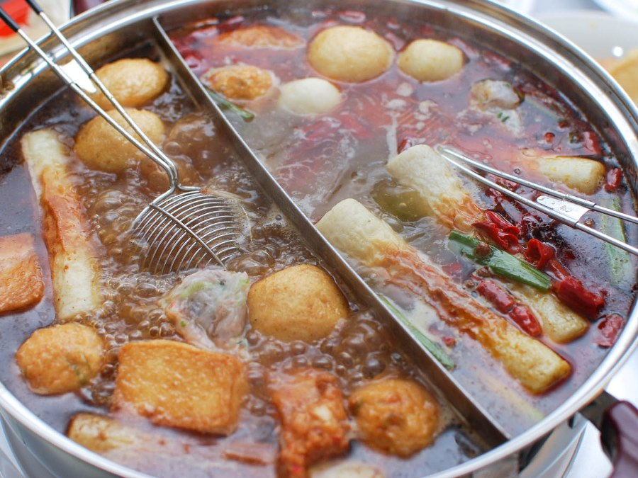 Bubbling Over Exploring Beijing S Many Hot Pot Options