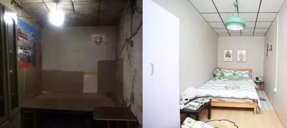 Swedish Expat Transforms His 10sqm, RMB 400 per Month Beijing Dump Into a Cozy Apartment
