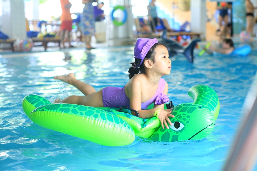 Make Waves at the beijingkids Father's Day Pool Party, June 21