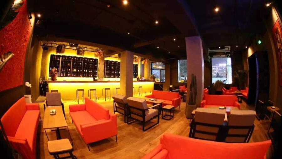 Toast 2016 with Tea Cocktails at Courtyard 4's Newest Venue, Long Jing