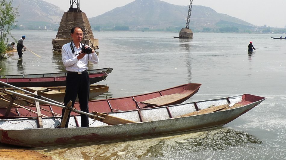 "Beicology: See Ma Jun, ""China's Foremost Environmentalist,"" at the Embassy of Ireland, April 20"
