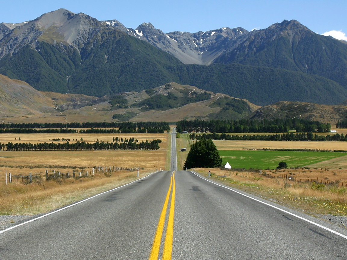 New Zealand In  Days South Island