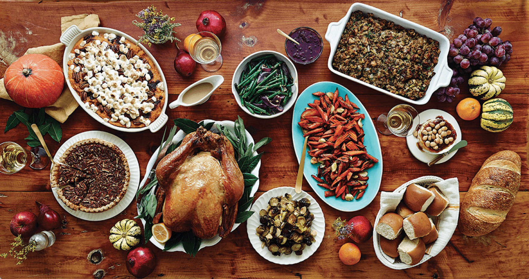 Gobble Gobble: Best 2017 Thanksgiving Events, Delivery, and Takeaway ...