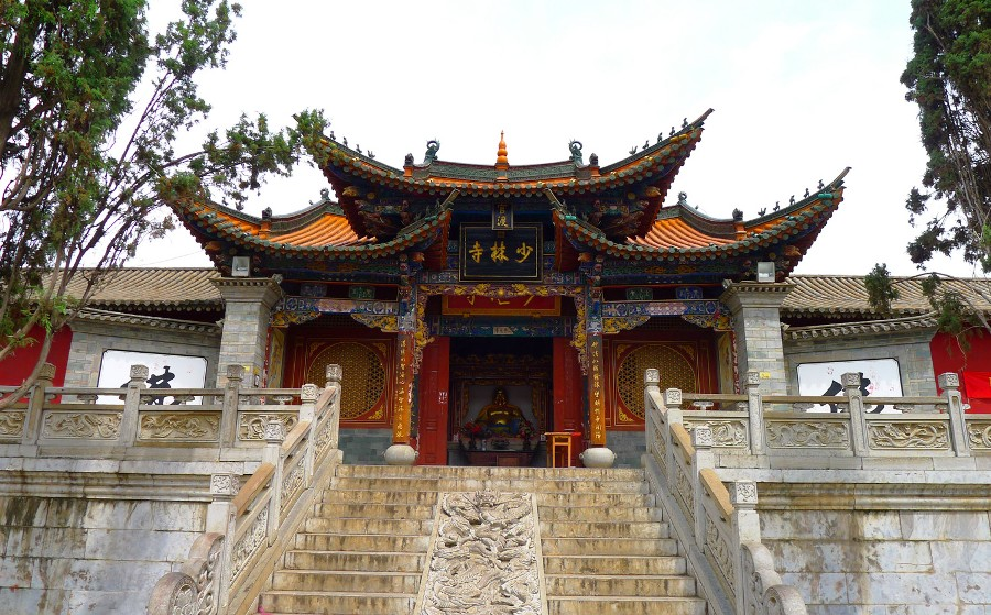 Visit Shaolin Temple for 10 Days in July