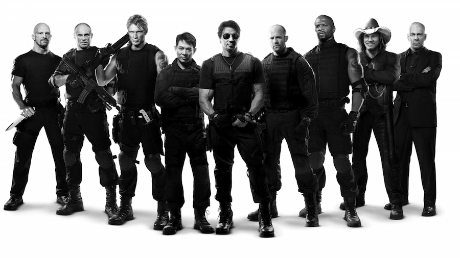 Jet Li Brings His 'Expendables' Co-Stars to China to ...