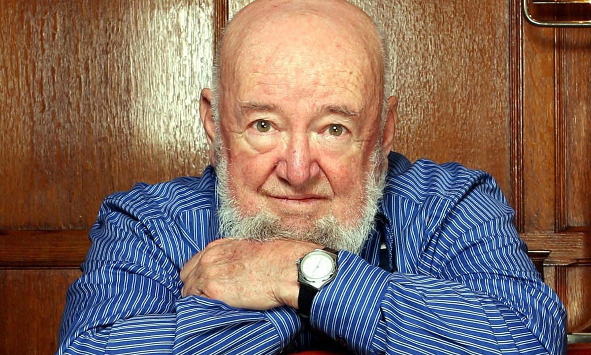 Q&A with Man Booker Winning 'Schindler's List' Author Tom Keneally Ahead of Australian Writers Week in May