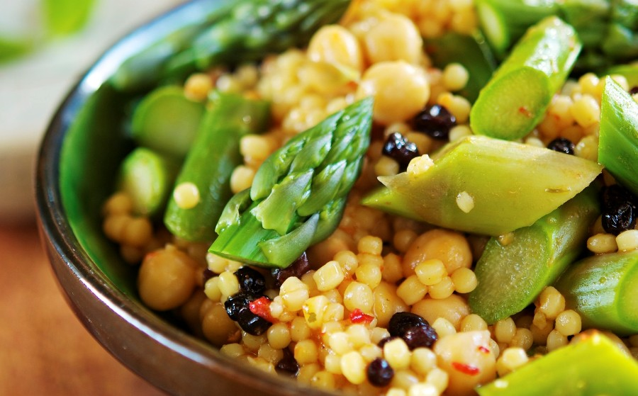 Vegging Out: Nutritionist Stella Chan Marinaro Discusses Going Meat-Free
