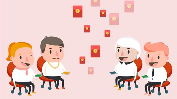 688 Million People Used WeChat Hongbao on Chinese New Year's Eve
