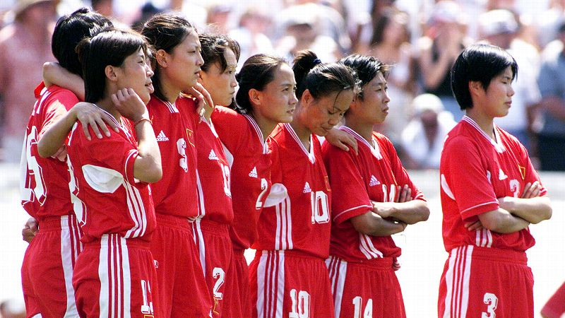 China Faces USA in World Cup Quarterfinals, Rematch after Sixteen Years