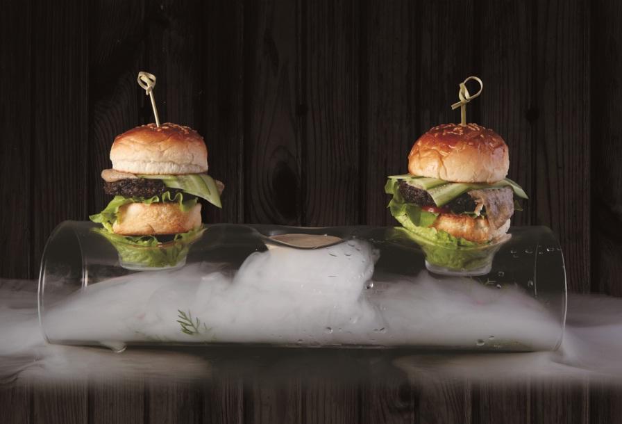 Burger Brief: Yuppie Yummy's Audre's Gardenveggie Burger