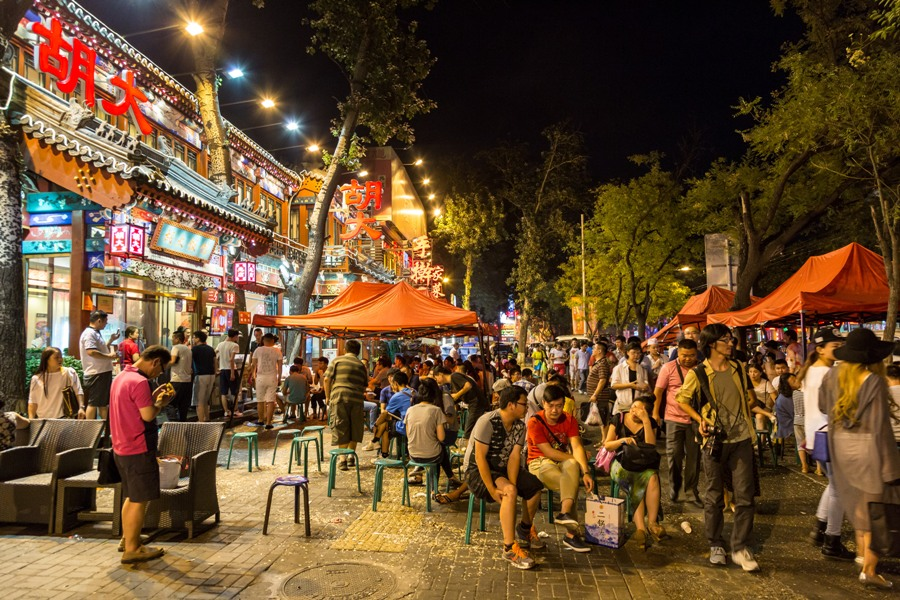 What Are You Waiting For? Get in Line at Beijing's Busiest Restaurants