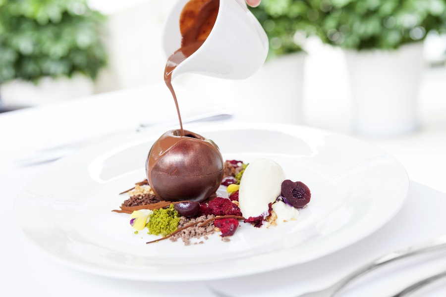 Just Desserts: Black Forest at Aria