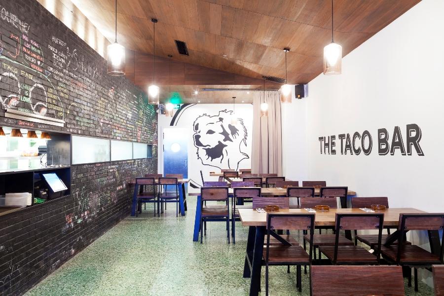 What's New Restaurants: Taco Bar