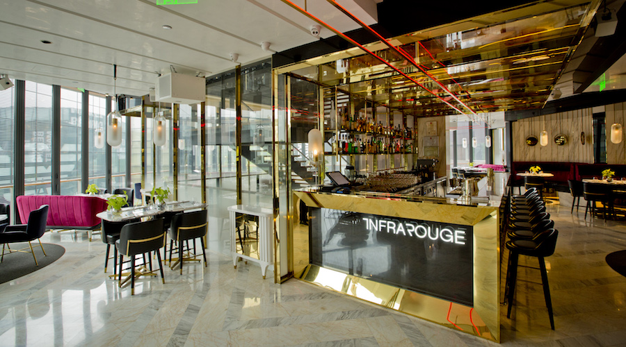 InfraRouge: Taikooli North's Hottest New Destination for Dining and Dancing