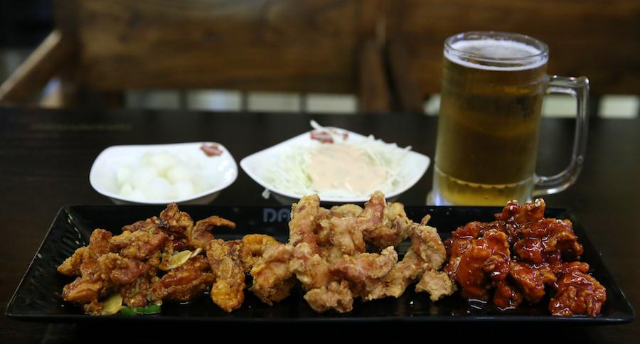 Bird is the Word: Beijing's Best Korean Fried Chicken   the