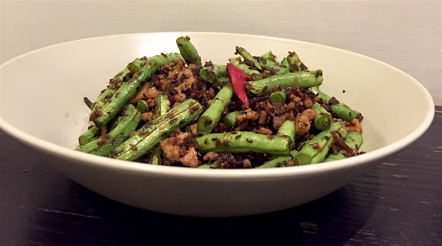 Sichuan Dry-Fried Green Beans: An Adaptable Dish for ...