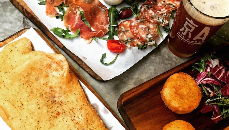 EAT: Bottega Take Over Jing-A Brewing