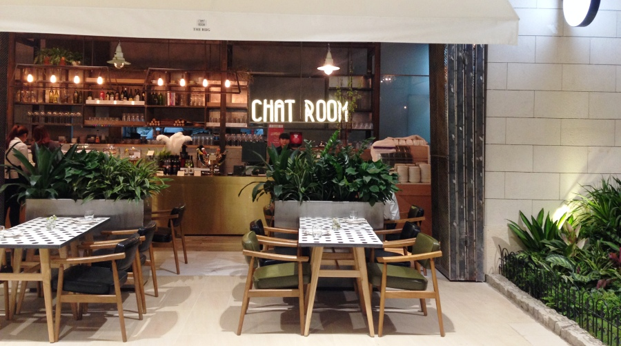 First Glance: The Rug Chat Room, Chaoyang Joy City | the