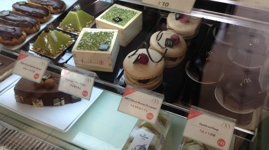 EAT: Have Your Cake and Eat it at Comptoirs and Vai Milano