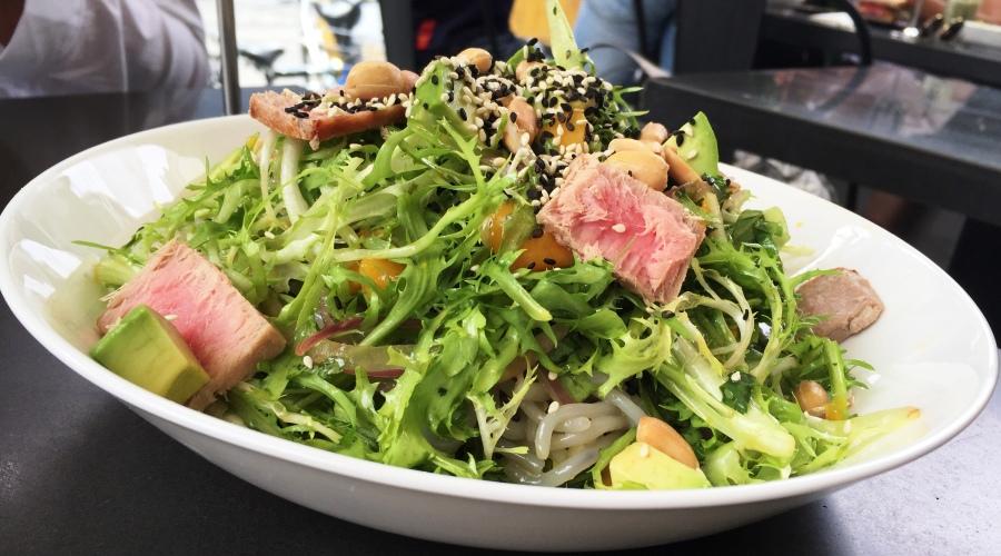 MOKA Bro's Revamps Menu With Salads, More Customization