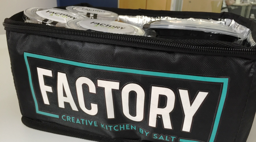 First Glance: Factory Fresh Delivery Service
