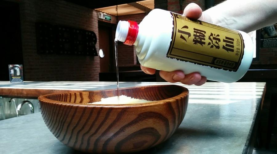 Fry the Bai: Novel Uses for China's Strongest Spirit