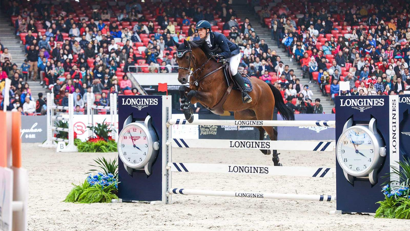 DP Wipe Off That Long Face, Horse Lovers: 2019 Beijing Masters Coming Oct 12-13