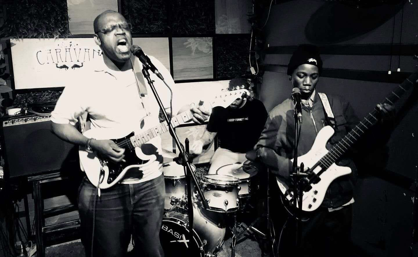 """Like If """"AlGreen and Bob Dylan Could Write Together""""- Q&A With Great Buffalo Blues Ahead of 69 Cafe Gig, Mar 2"""