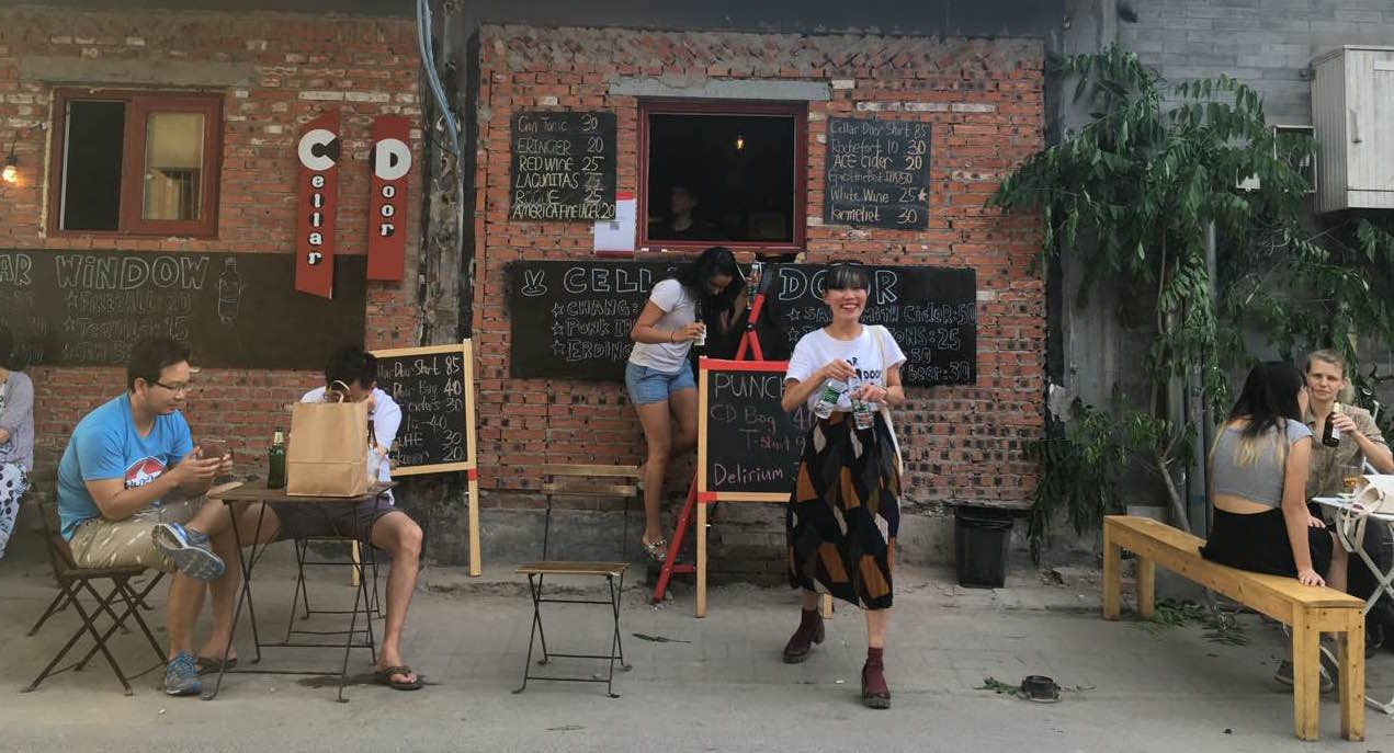 """DP """"Keep It Alive and Find a Way""""; The Creative Entrepreneurs Defying Beijing's Street Business Crackdown"""