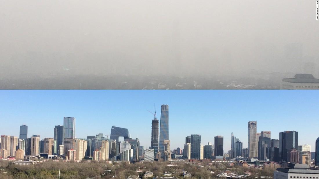 DP Beicology: Has Beijing's Smog Entirely Engulfed China's International Image?