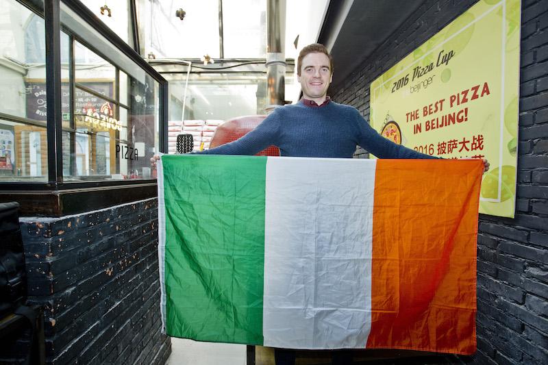 R David Connolly: Bottega's Head of Marketing Takes Our St. Patrick's Day Quiz