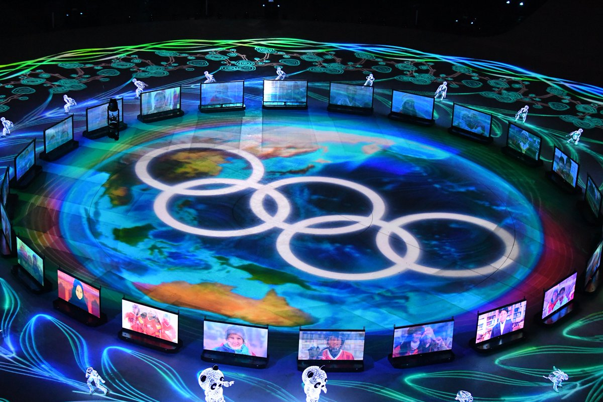 olympicks do you want to plan the 2022 opening ceremony the