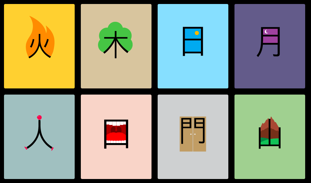 Introduction to Kanji