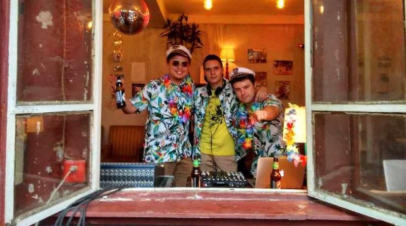 Beijing Beats: Open DJ Friday, Djemba Djemba, Mikael Jonasson, Club Paradise, Soul Party Vol. 4