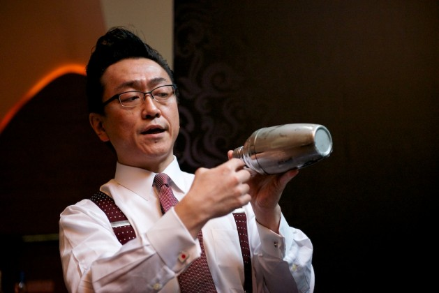 Famed Japanese Mixologist Hidetsugu Ueno to Guest at Infusion Room, Nov. 8-9
