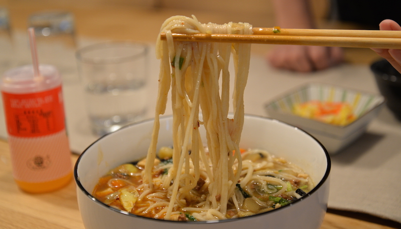 R Bun and Noodle Brings Bowfuls of Lanzhou Authenticity to Andingmen