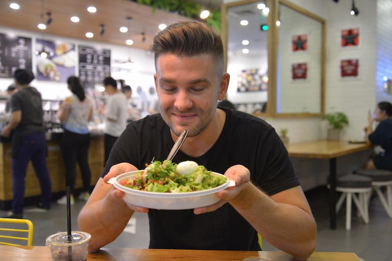 Overstuffed Quesadillas, Tofu Quinoa Rice and Other New Options Liven Up Avocado Tree's New Menu