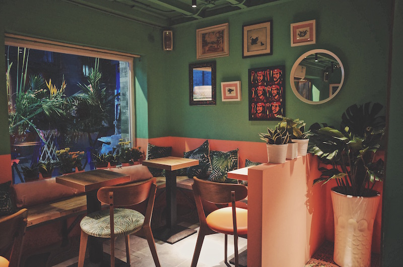 DP Joli's Just Might Be Your New Hutong White Wine Haven